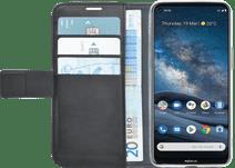 Azuri Wallet Magneet Nokia 8.3 Book Case Zwart