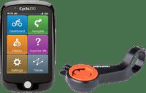 Mio Cyclo 210 Europa + CloseTheGap HideMyBell Regular Support pour Guidon Noir
