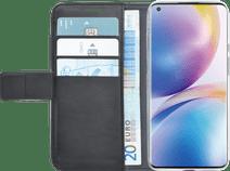 Azuri Wallet OnePlus 8 Pro Book Case Noir