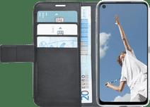 Azuri Wallet OPPO A52 / A72 Book Case Zwart