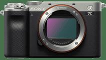 Sony A7C Body Zilver