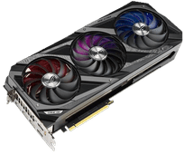 Asus GeForce RTX 3080 ROG Strix Gaming OC 10G