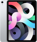 Apple iPad Air (2020) 10.9 inch 256 GB Wifi + 4G Zilver Apple iPad Air
