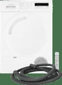 Bosch WTH83001FG + BlueBuilt Condensafvoerslang