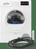 Bosch WTR85TC0FG + BlueBuilt Condensafvoerslang