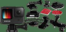 GoPro HERO 9 Black - Bevestigingskit