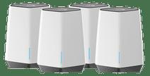 Netgear Orbi Pro WiFi 6 SXK80B4 4-Pack Routers met VPN server