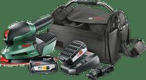 Bosch PSM 18 LI + Bosch 18V 2,5 Ah Starterset + Gereedschapstas