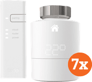 Tado Slimme Radiator Thermostaat Starter 7-Pack