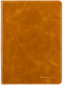 Dbramante1928 Copenhagen Apple iPad Pro 12.9 inch (2020) Book Case Bruin