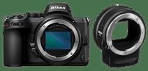 Nikon Z5 Boitier + Adaptateur FTZ