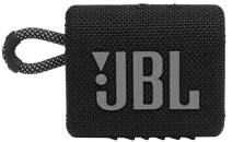 JBL GO 3  Zwart