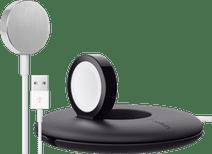Apple Watch Magnetische Oplaadkabel + Belkin Travel Stand