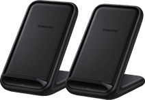 Samsung Wireless Charger 15W Black Duo Pack