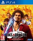 Yakuza Like A Dragon PS4 & PS5