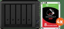 Synology DS1520+ + 32TB (4x8TB)