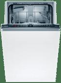 Bosch SPV2IKX11E / Volledig geïntegreerd / Nishoogte 81,5 - 87,5 cm
