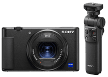 Sony ZV-1 + GP-VPT2BT Grip