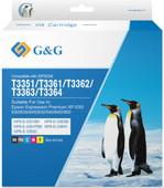 G&G 33XL Cartridges Combo Pack