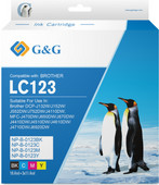 G&G LC-123 Cartridges Combo Pack