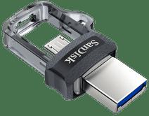 SanDisk Dual Drive Ultra 3.0 128GB USB