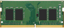 Kingston ValueRAM 8GB 2666MHz DDR4 Non-ECC CL19 SODIMM 1Rx8