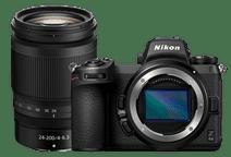 Nikon Z6 II + Nikkor Z 24-200mm f/4-6.3 VR + FTZ Adapter
