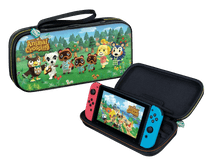 Bigben Nintendo Switch Travel Case Animal Crossing