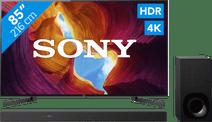 Sony KD-85XH9505 + Barre de Son