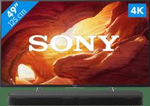 Sony KD-49XH8505 + Barre de Son