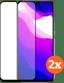 Azuri Tempered Glass Xiaomi Pocophone F2 Pro Screenprotector Duo Pack