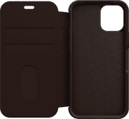 Otterbox Strada Apple iPhone 12 mini Book Case Leer Bruin