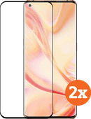 Azuri Curved Tempered Glass Samsung Note 9 Screenprotector Duo Pack