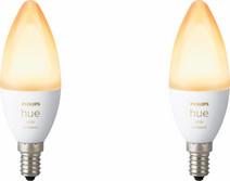 Philips Hue White Ambiance E14 Bluetooth Lot de 2