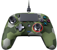 Nacon Revolution Pro 3 Official PS4 Controller Camo Groen