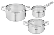 Tefal Nordica Cookware Set 3-piece