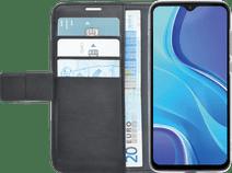 Azuri Wallet Magneet Xiaomi Redmi 9 Book Case Zwart