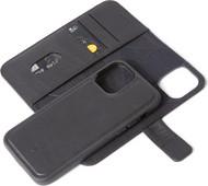 Decoded Apple iPhone 12 Pro Max 2-in-1 Case Leer Zwart
