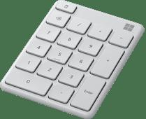 Microsoft Draadloos Numeriek Toetsenbord Grijs