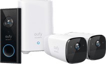 Eufycam 2 Pro Duo Pack + Video Doorbell Battery