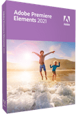 Adobe Premiere Elements 2021 (Anglais, Windows + Mac)