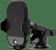 Veripart Universele Telefoonhouder met Draadloos Opladen Dashboard / Luchtrooster
