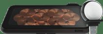 ZENS Liberty Chargeur Sans fil Verre Transparent + ZENS Chargeur Sans fil Apple Watch