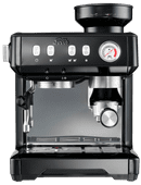 Solis Grind and Infuse Compact Noir