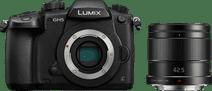 Panasonic Lumix DC-GH5 + Lumix G 42,5mm f/1.7 ASPH O.I.S. Zwart