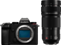 Panasonic Lumix DC-S5 + Lumix S Pro 70-200mm f/4 O.I.S.
