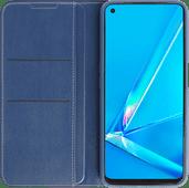 OPPO A52 / A72 Book Case Blauw