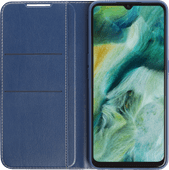 OPPO Find X2 Lite Book Case Blauw