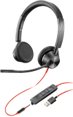Poly Blackwire 3325-M Office Headset