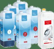 Miele UltraPhase 1 & 2 - stock semestriel + Miele TwinDos Care